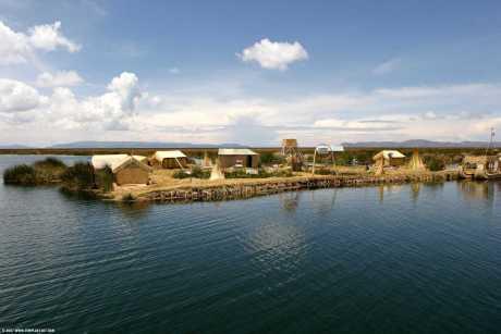 Lago Titacaca 1 dia Uros Taquile