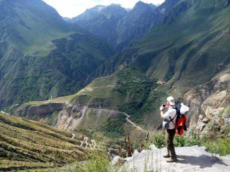 Trekking al Valle del Colca 3 Dias