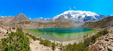 Machu Picchu y Laguna de Humantay 5 dias
