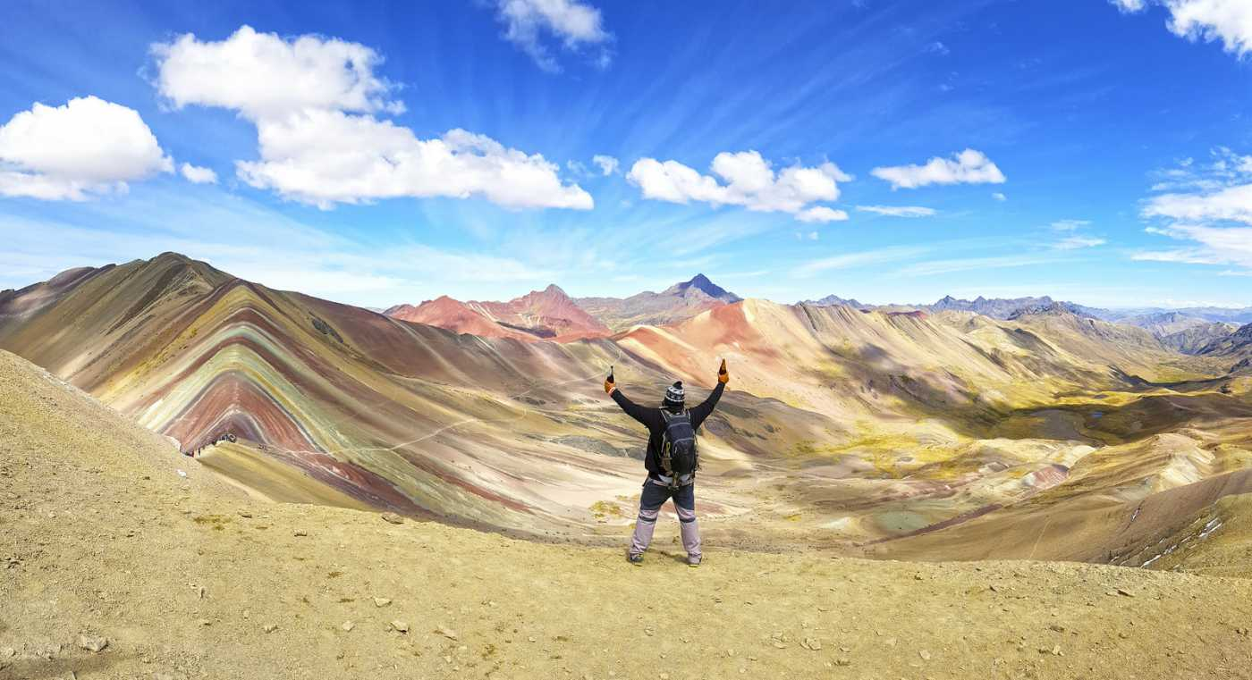 Caminata a la Montaña de 7 Colores