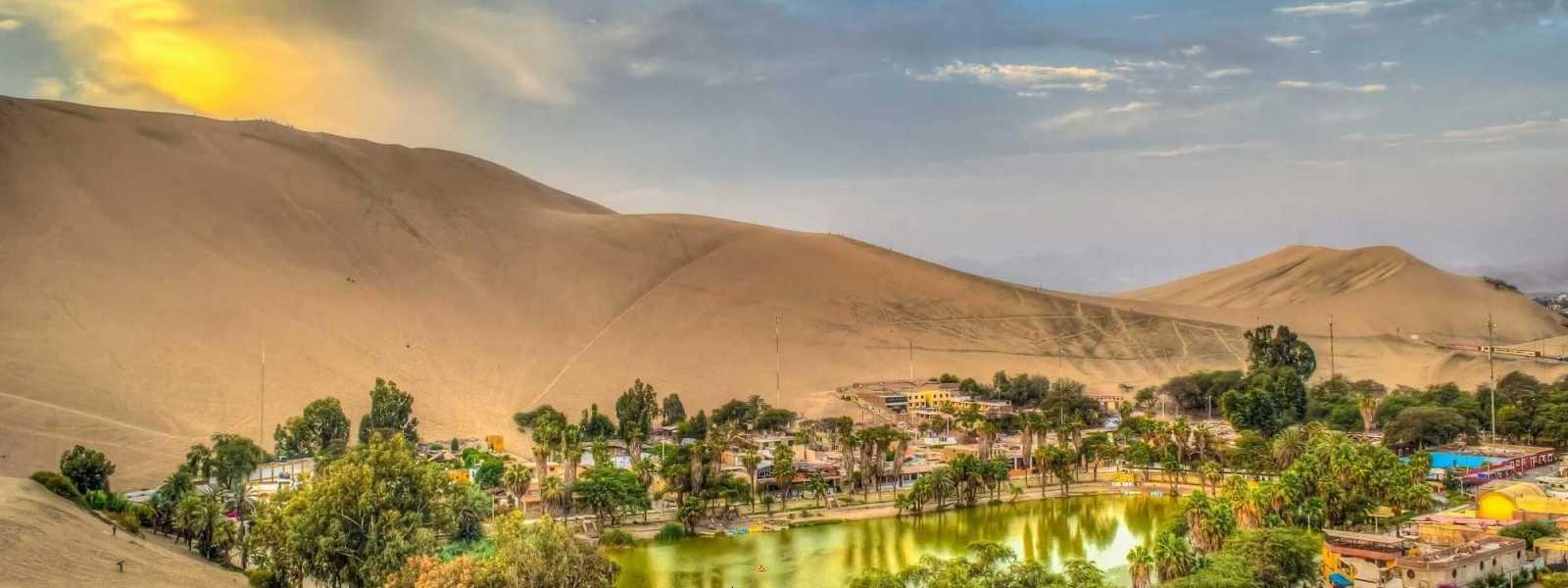 Tour 1 Dia Buggui en Huacachina