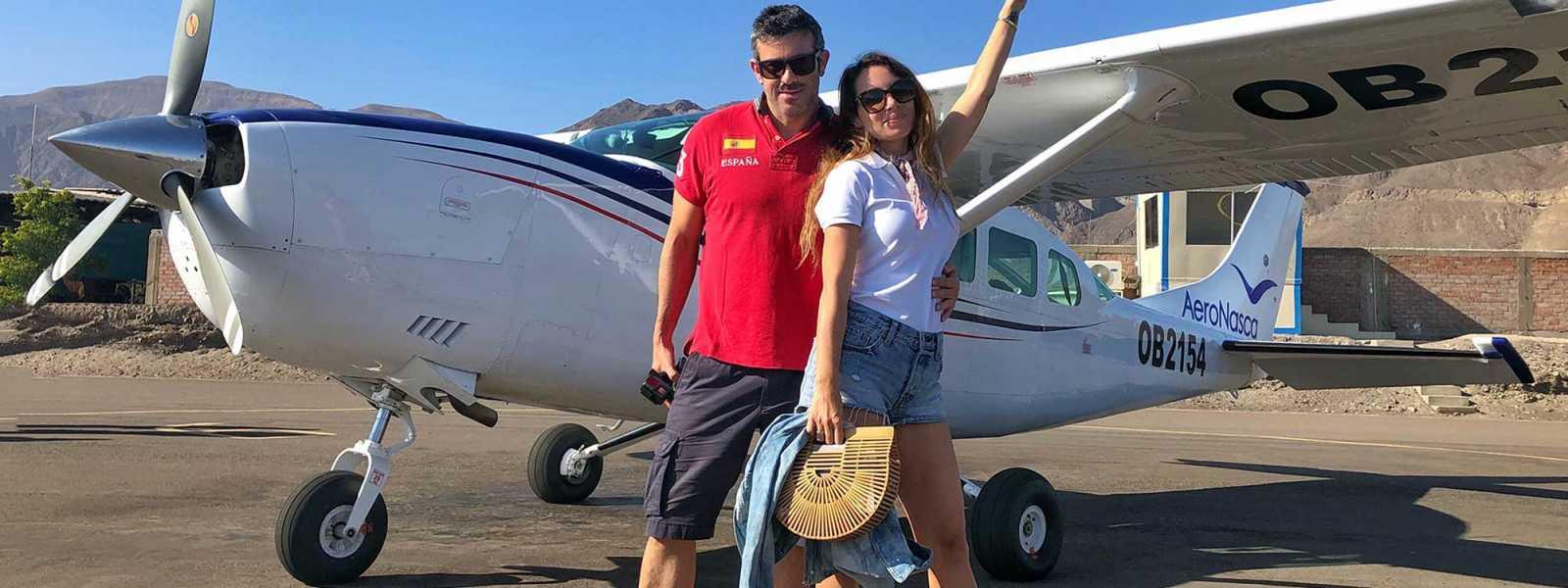 Tours 3 Dias por Ica- Paracas - Nasca