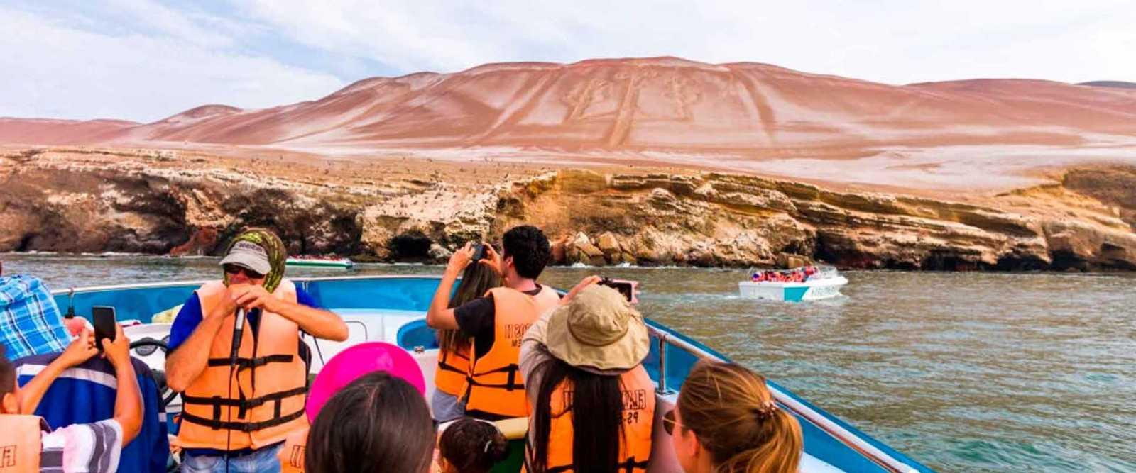 Tour 1 Dia a Paracas en Cuatrimotos