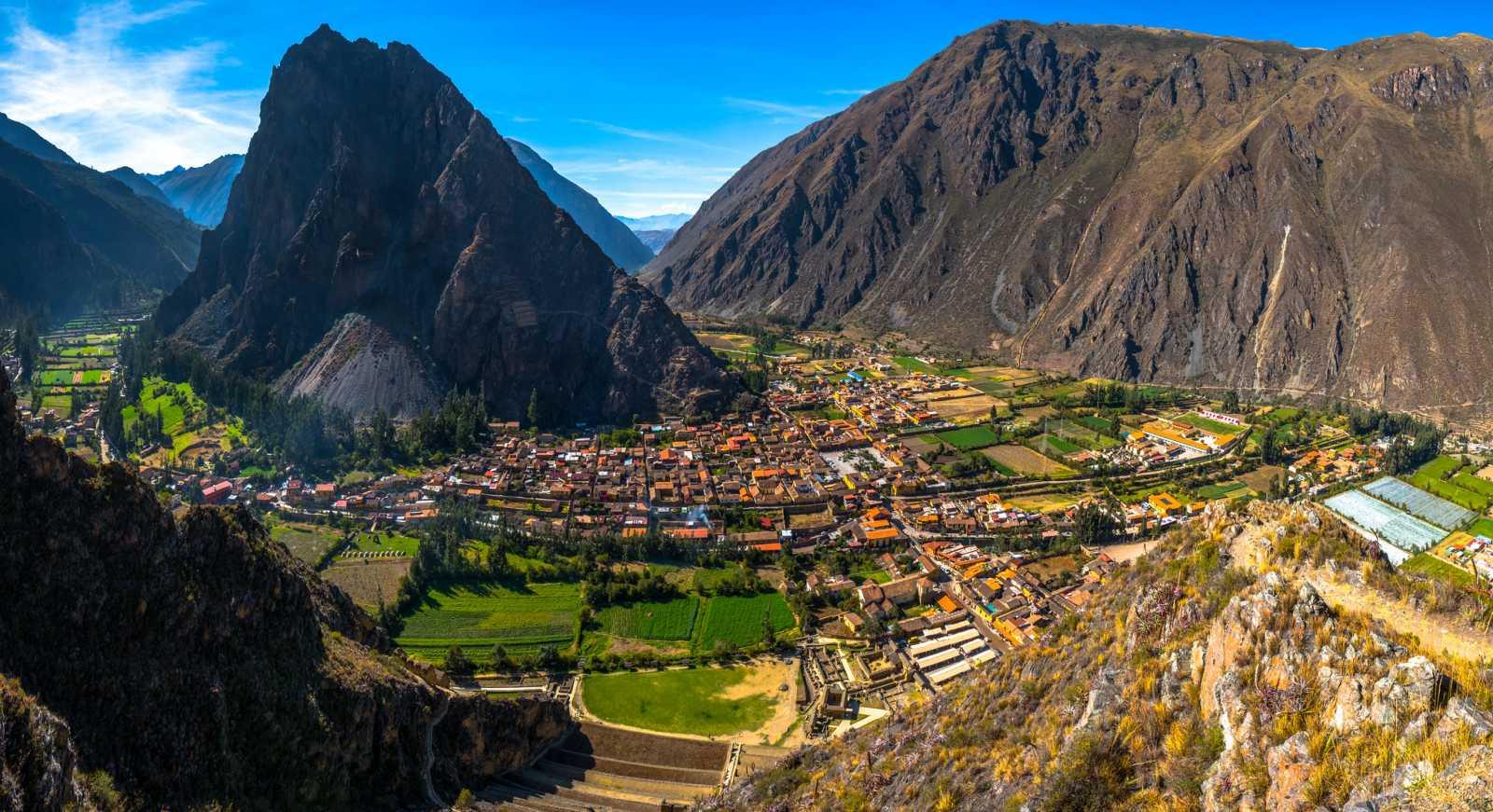 Tour Valle Sagrado de los Incas 1 día